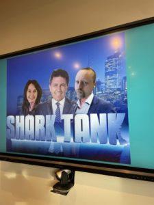 Shark Tank Fun at Workshop Software