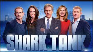 Shark Tank as Seen on Network Ten